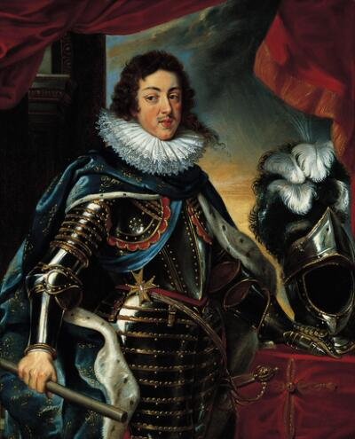 Portrait of Louis XIII, King of France