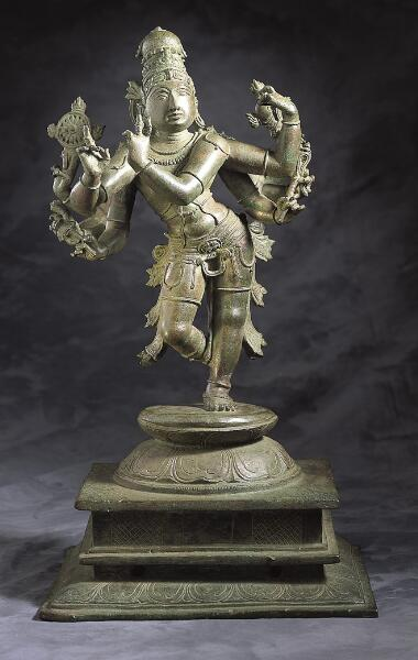 Cosmic Form of Krishna
