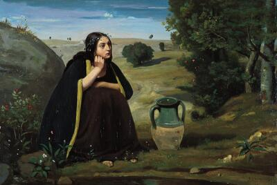 Rebecca at the Well