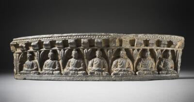 Seven Buddhas of the Past