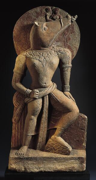 Vishnu as the Boar Avatar
