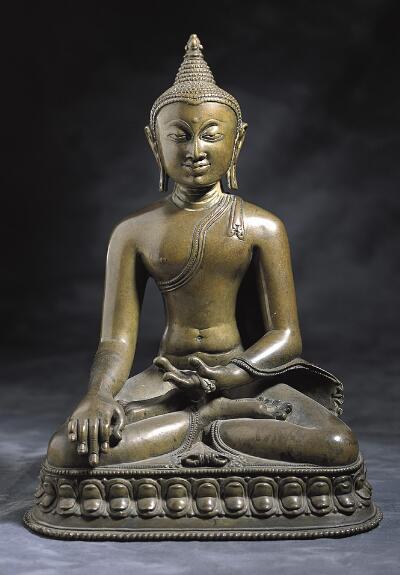 Buddha Shakyamuni or Akshobhya » Norton Simon Museum