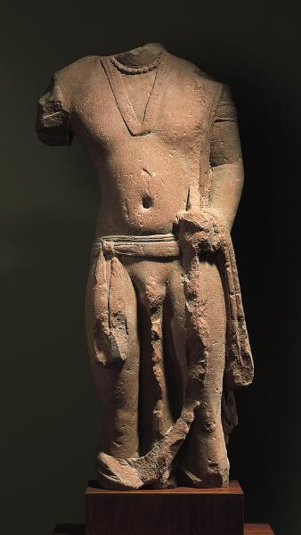 Torso of a Male Divinity