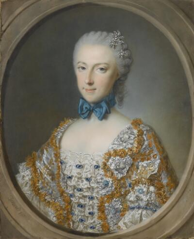 Portrait of the Archduchess Marie Anne of Austria
