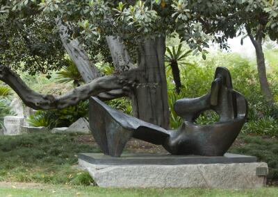 Two-Piece Reclining Figure No. 9
