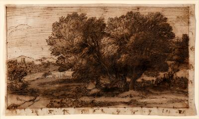 Landscape with Jacob at the Well