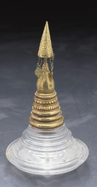 Finial in the Shape of a Chaitya
