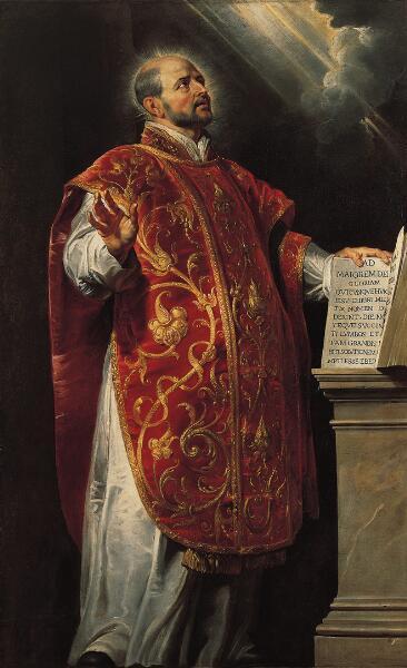 Saint Ignatius of Loyola » Norton Simon Museum