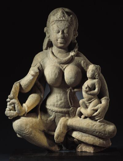 Mother Goddess with Child
