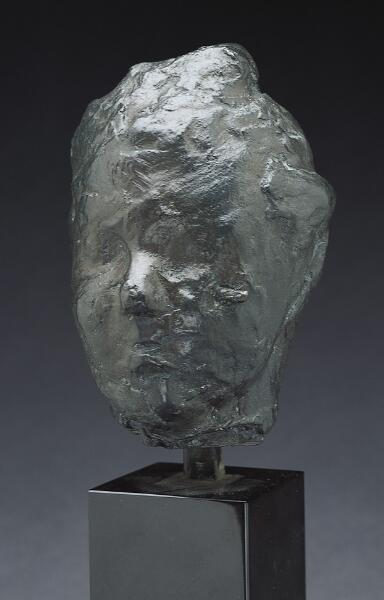 Head, Study for the Portrait of Mme S.