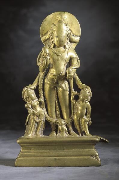 Vishnu with Personified Attributes