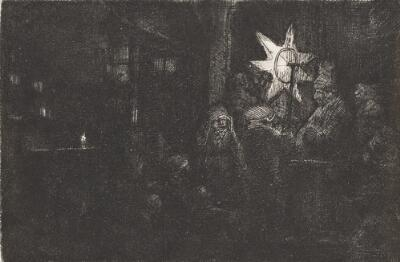 The Star of Kings:  a Night Piece
