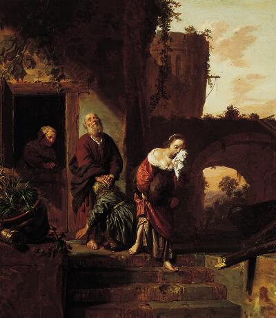 The Expulsion of Hagar