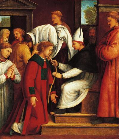 "The Story of the Val di Non:  ""The Ordination"""