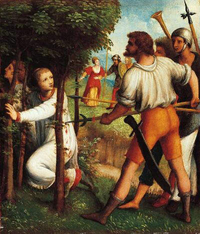"The Story of the Val di Non:  ""The Martyrdom of Martyrius and Alexander"""