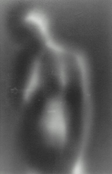 Untitled (Nude Standing)