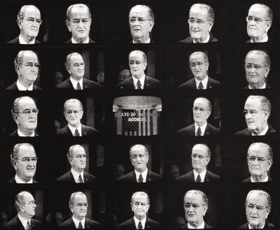 Untitled (President Johnson)
