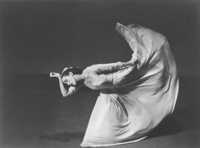 Martha Graham--Letter to the World